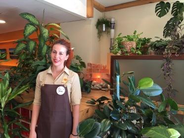 Ecocentro con We Cook Heroes. Campaña de promoción de la gastronomía vegana de Madrid